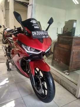 Yamaha R25 thn 2015 ss lengkap dan aman Hrg 26jt /Bali dharma motor