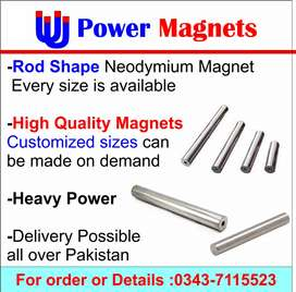 Power full Neodymium Magnets now available in Peshawar