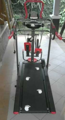 Treadmil manual 5 fungsi