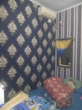 Jasa pasang wallpaper dinding interior