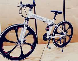 MERCEDES BENZ 21 GEAR FOLDABLE CYCLE