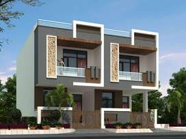 3BHK villa for sale at nirman nagar