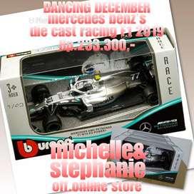 M&S AUTO-AMGoceanshobby32 - 2020 Bburago 1/43 Racing F1 Mercedes-Benz