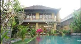 For Lease 4 bedrooms Villa at Ubud full furnished