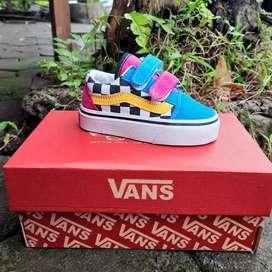 Sepatu Vans Kids Lucu