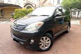Toyota Avanza 1.5 S matic 2007 hitam TERMURAH DI OLX