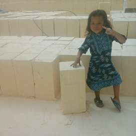 Batukumbong kombo matrial bangunan murah bataringan paving hebel