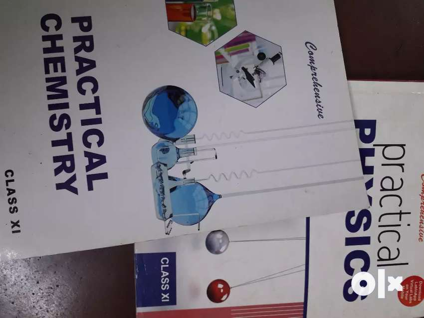 Class XI  Science Practical TextBooks (CBSE) 0
