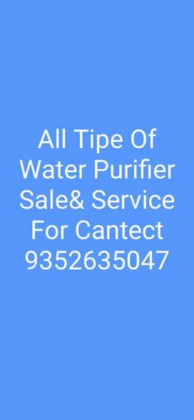 All tips of water purifier sale&service