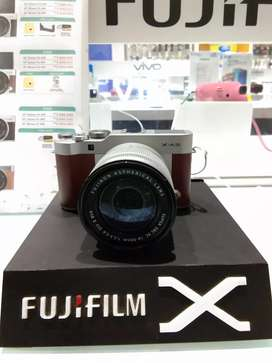 Kamera Fujifilm X-A3 bisa cicilan tanpa kartu kredit hanya 3menit aja