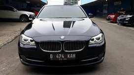 BMW 520i Tahun 2013 Harga Cash 350 Juta Nego