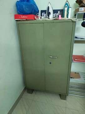 Steel mini wardrobe for sale