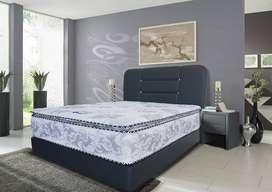 Hamera Springbed Original By Product Sleep Design ( 1 Set ) ( Quuen )
