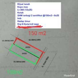 Kavling Siap Bangun+Ber IMB,<2km dr pintu toll kopo, Sbrg Miko Mall