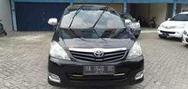 Dijual Toyota Innova g 2011 bensin