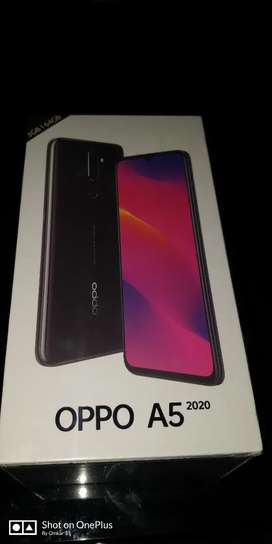 Oppo A5 2020 sealed new box