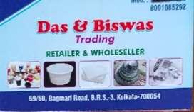 Das& Biswas trading