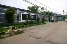 Rumah dijamin ga banjir Pamulang dkt McD SerpongJaya,GiantITC  Sta KRL