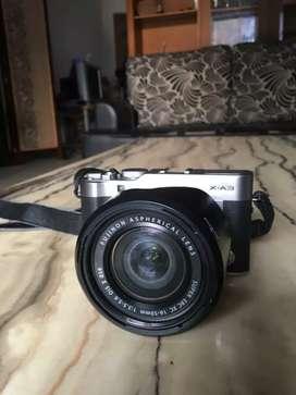 FUJIFILM X-A3 kit 16-50mm