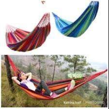 Hammock Colorful Kasur Gantung Camping Single Series 0