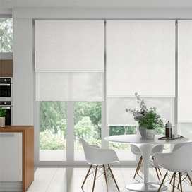 Roller blinds rumah dan kantor