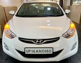 Hyundai Elantra 1.6 S Manual, 2013, Petrol