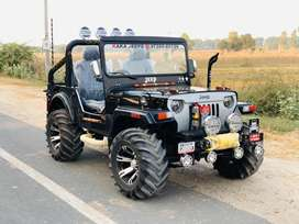 New designed modified open willys jeeps