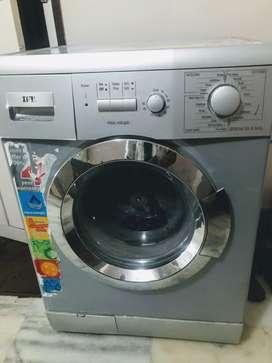 IFB Front open washing machine. Model IFB W.M. Serena SX  5.5 Kg.