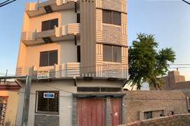 200sq yards portion / house for sell in Qasimabad near London town