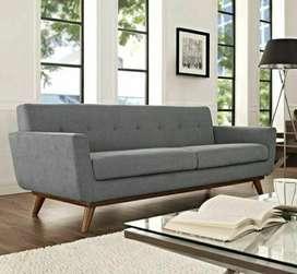 Sofa retro/kursi retro klasik kayu jati