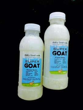 Susu Kambing Murni 200ml dan 250ml