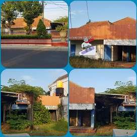 Disewakan Bangunan Komersil Sgt Strategis Kota Mojokerto
