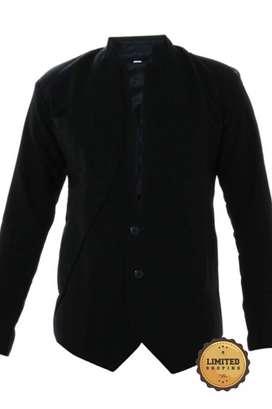 Korean Style - Black Blazer