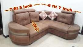 L- shape sofa(lounger) for sale