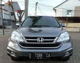 Honda new Crv 2.4 matic 2011 istimewa