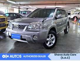 [OLXAutos] Nissan X-Trail 2004 2.5 ST Bensin Silver #Shava