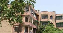 Sector 21 Noida 2 BHK apartment in Airforce-Navel housing society