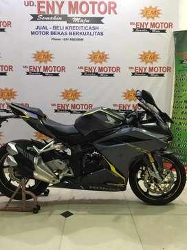 Honda new cbr 250 tahun 2017 pmk 2018