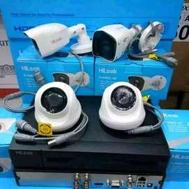 Paketnya lengkap kamera CCTV di Jatiasih