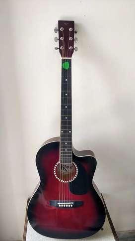 Acoustic Guitar - Rosewood Fingerboard
