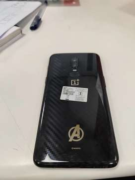 OnePlus 6 Avengers Edition for sale