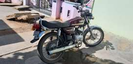 Rx 135 4 speed is in good condition