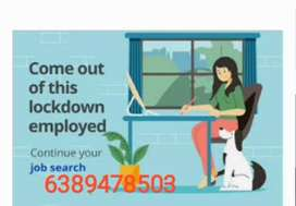 Work start anytime anywhere non stop income from home based job