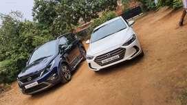 Hyundai Elantra 2017 Petrol 31000 Km Driven