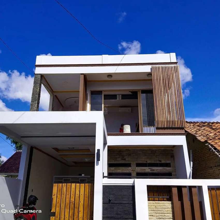 Jasa tukang bangun rumah modern minimalis Serang