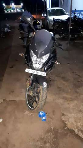 Pulsar as 200 bike is good condition