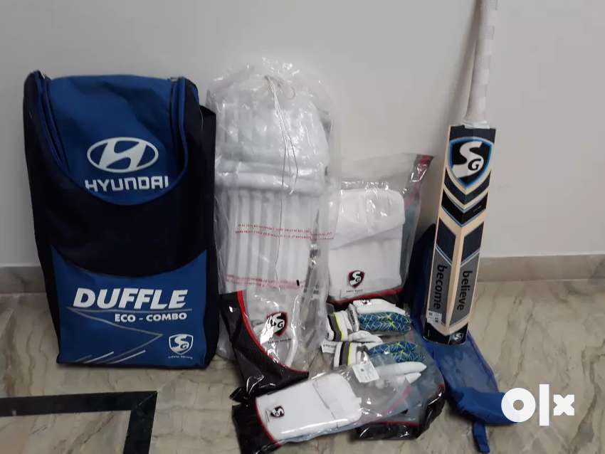 Brand new wholesale SG original cricket kits 0