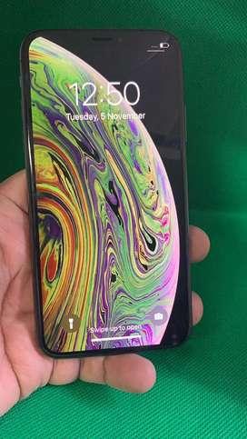 USED APPLE IPHONE XS 256gb grey