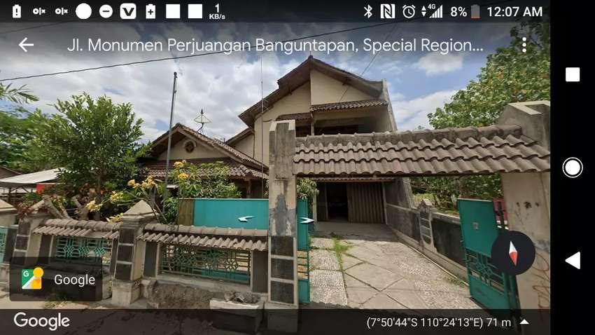 BU Dijual Murah Tanah Bonus Rumah Mewah di Bantul dekat RingRoad