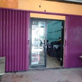 Pintu foldinggate